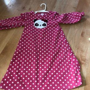 Gymboree girls nightgown size 4 (xs)